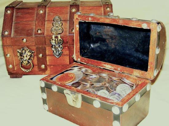 Масоны десятилетиями хранили «карту сокровищ Третьего Рейха»: 28 тонн золота
