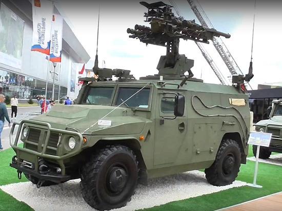В России запланировали испытания новейшего ракетного комплекса «Гибка-С»