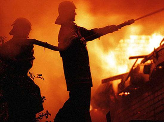 9 марта в Ивановской области горели дома, бани и автомобиль