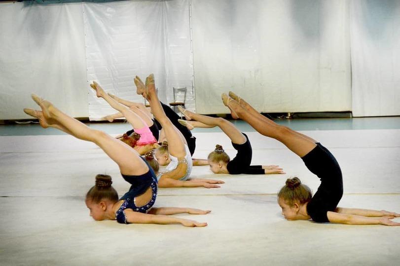 Юные девочки гимнастки порно