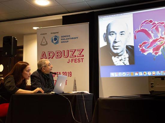 В Лондоне состоялся фестиваль русскоязычной еврейской культуры Arbuzz J-Fest