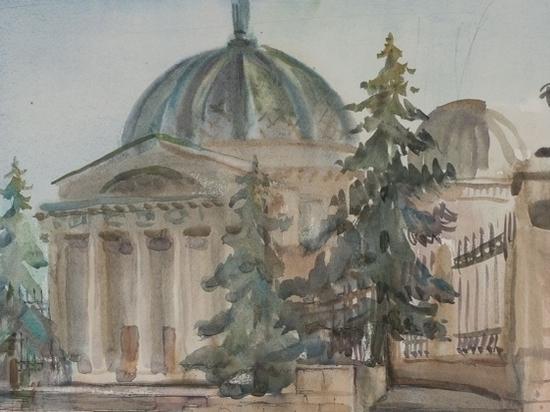 Волгоградцы увидят послевоенные детские рисунки