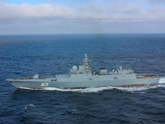 Главная мощь новейших кораблей ВМФ в ракетах «Калибр» и «Циркон»