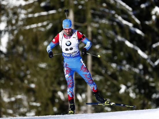 Сборная России завоевала первую медаль на чемпионате мира по биатлону