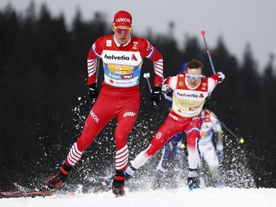 Россияне заняли весь пьедестал на лыжном марафоне в Осло
