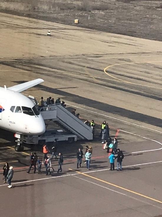 Авиасообщение Элиста-Санкт-Петербург заработает 3-го апреля