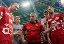 «Каустик» в Волгограде в третий раз выиграл чемпионат