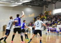 Ставропольские гандболисты продлили победную серию до пяти матчей