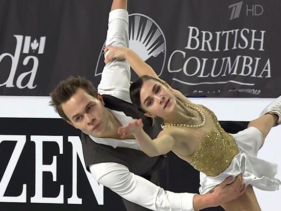 Пермская пара завоевала «серебро» на льду Загреба