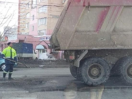 Артамонов проехал по дорогам Калуги и не позавидовал городским властям