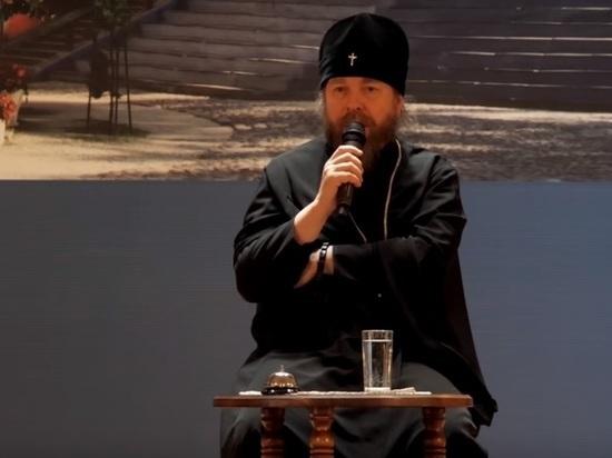 Псковский митрополит Тихон Шевкунов пишет пьесу про Крым