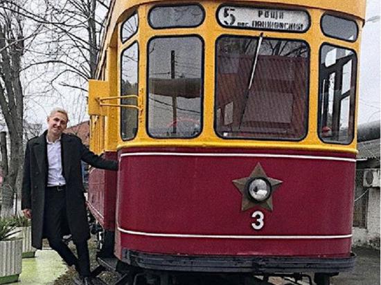 Краснодарский пиарщик снова выкупил на день трамвай