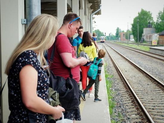 Эстония ведёт переговоры по запуску поезда между Тарту и Псковом