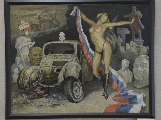 В Плесе открывается выставка всемирно известного художника Андрея Пашкевича