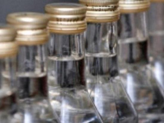 Дело о перевозке фальшивого алкоголя в Калмыкии передано в суд