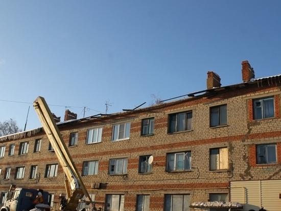 В Мордовии возбудили уголовное дело по факту обрушения крыши