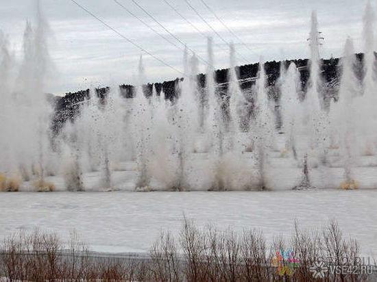 В Кузбассе вскрытие рек ожидается в середине апреля