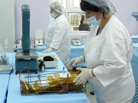 В Иваново работает одна из лучших врачей-трансфузиологов России