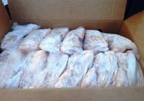 В Калининградскую область не пустили 27 тонн аргентинской курятины