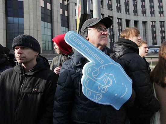 Экономика безнравственности: от насильственного проявления протеста людей сдерживает лишь авторитет Путина