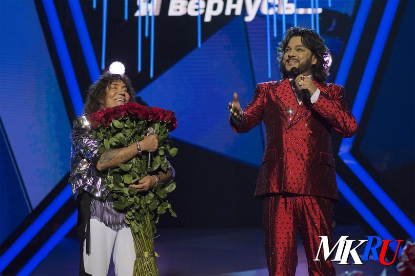 Пугачева, Киркоров и Басков отметили юбилей Леонтьева досрочно