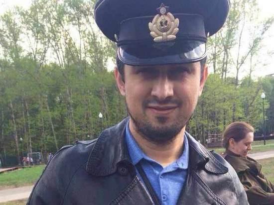 Телохранитель жены чеченского генерала задержан за избиение полицейского в Москве