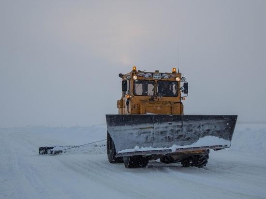 На автозимниках Ямала ввели ограничения по тоннажу