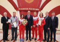 Чемпионка Универсиады удостоена и чувашской награды