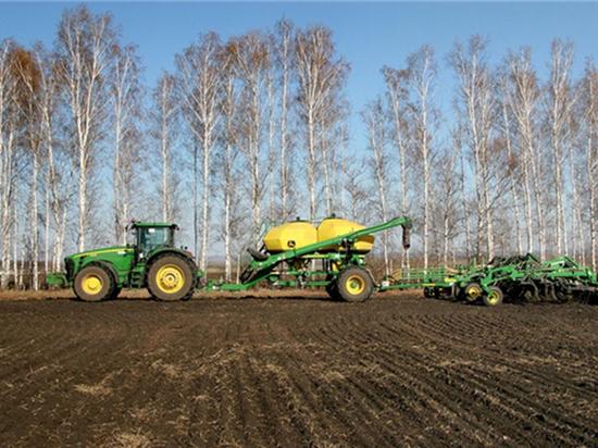Для успешных весенне-полевых работ Чувашии нужно 1,8 млрд рублей