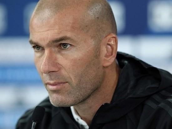 """Зидан прокомментировал свое возвращение в """"Реал"""""""