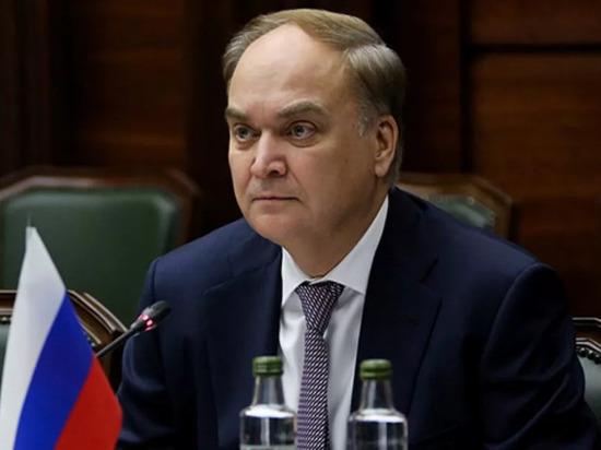 Антонов: отмена ДРСМД приведет к печальным последствиям