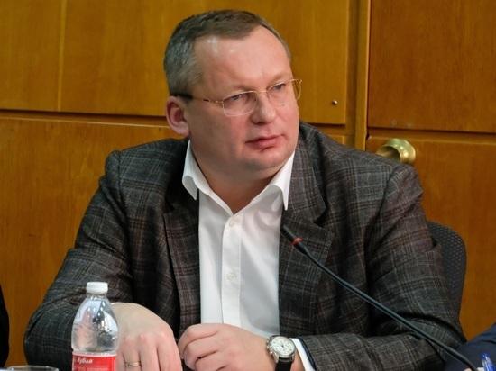 Игорь Мартынов рассказал о новых инициативах регионального парламента