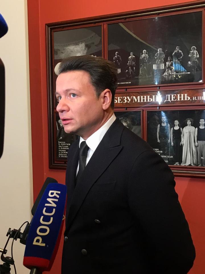 В Москве попрощались с Владимиром Этушем: пришли Виторган, Ярмольник, Олешко