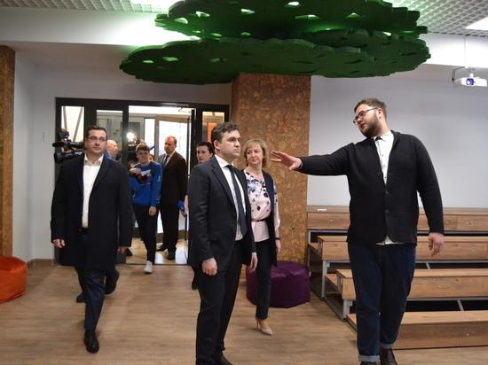Комплексный детский центр «Притяжение» откроется в Иваново уже в апреле