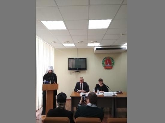 Митрополит Волгоградский и Камышинский стал общественником региона