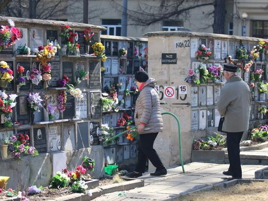 Центральная Российская Федерация показала самый высокий уровень смертности