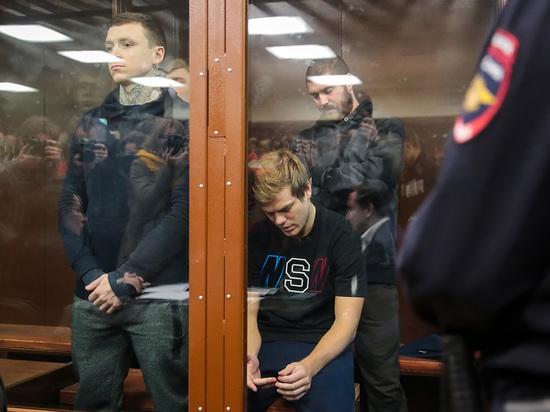 Кокорина и Мамаева назвали жертвами провокаций
