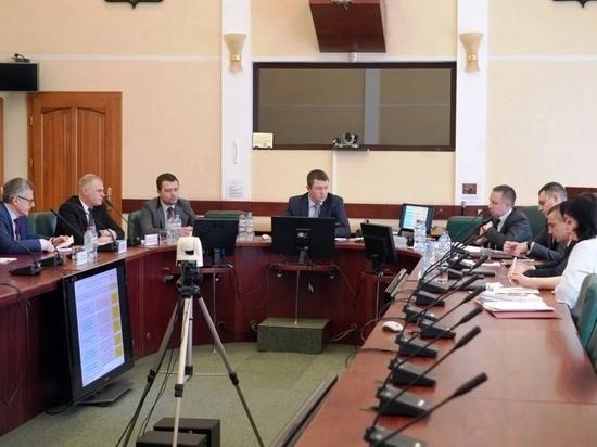 В правительстве Калининградской области обсудили аспекты поведения чиновников