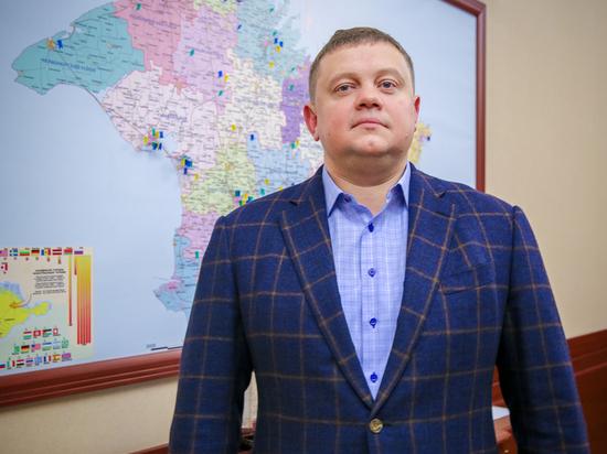 Вице-премьер Евгений Кабанов обратился к обманутым дольщикам в Крыму