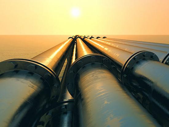 """""""Газпром"""" остановит транзит газа по Трансбалканскому коридору в 2020 году"""