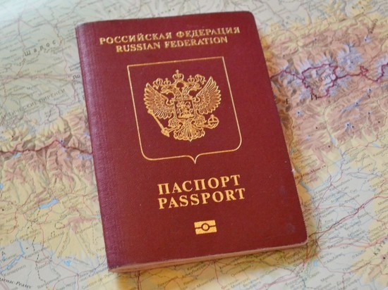 Калмыцкие сельчане могут подать заявление на загранпаспорт дома