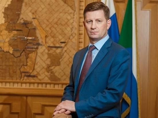Хабаровский губернатор вошел в топ медиарейтинга глав ДВ регионов
