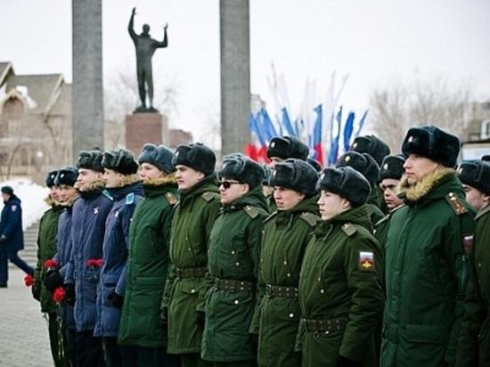 Оренбургская область отметила юбилей Юрия Гагарина
