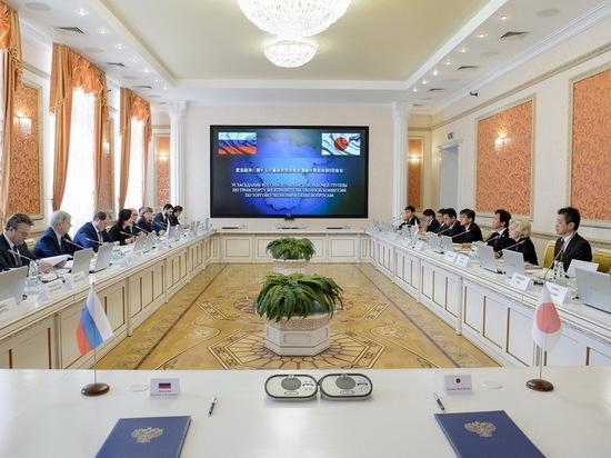 Губернатор Воронежской области принял японскую делегацию