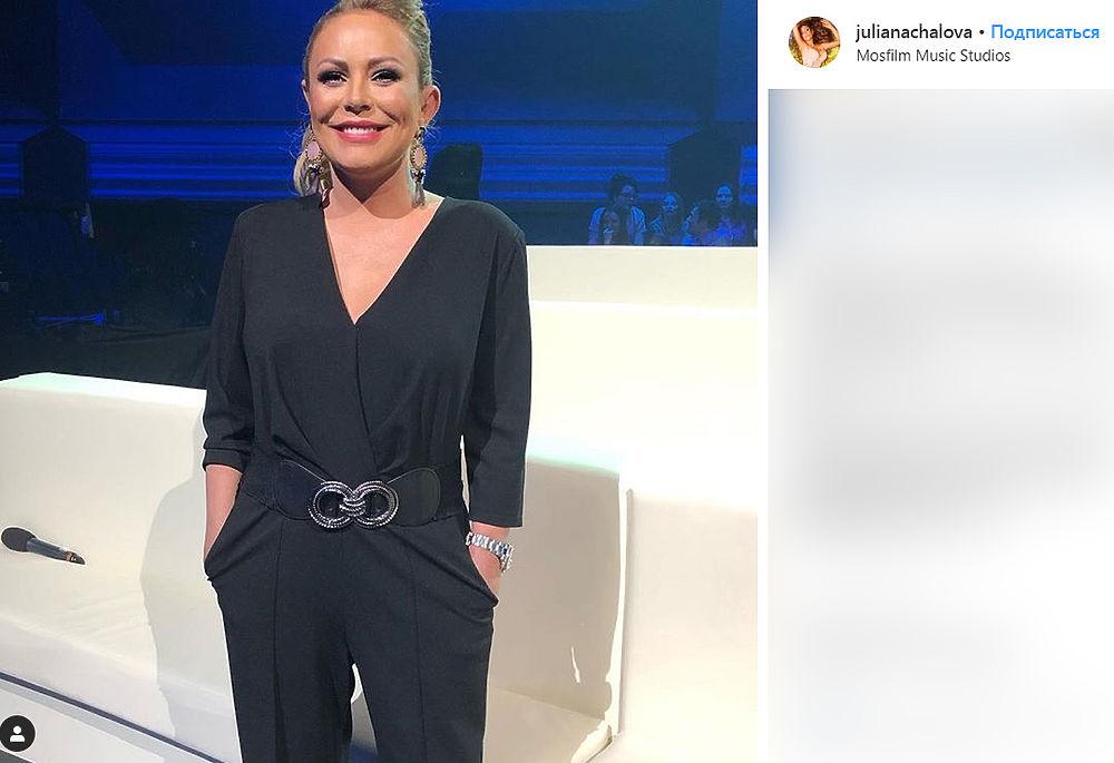 Певица Юлии Началова в реанимации: фото звезды
