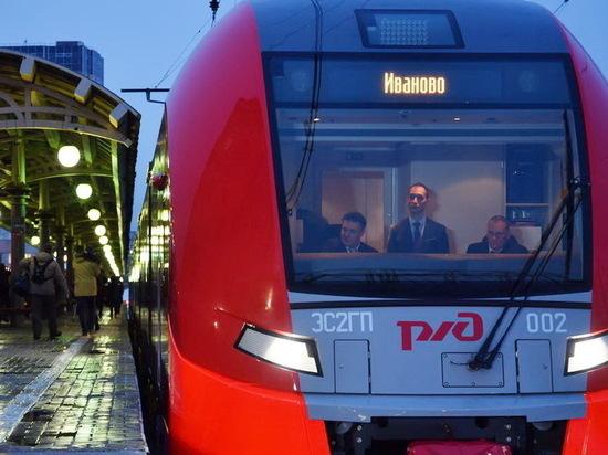 Уже год между Иваново и Москвой летают «Ласточки»