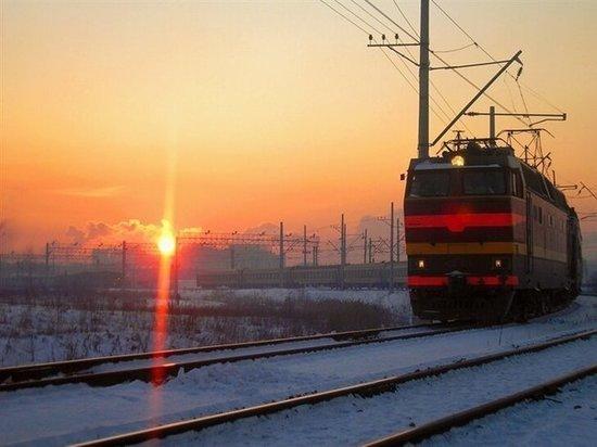 В Ивановской области мужчину насмерть сбил поезд