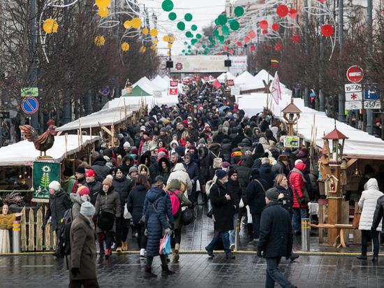 В Литве обеспокоены резким сокращением численности населения