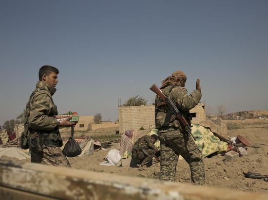 Турецкие СМИ: ЦРУ эвакуирует боевиков ИГ из Сирии