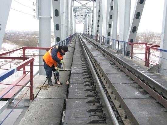 РЖД готовится к паводкам для безопасности движения поездов в Ульяновской области